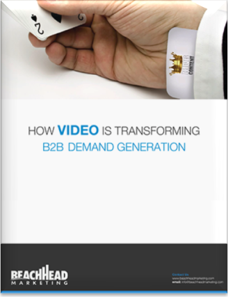 How Video is Transforming B2B Demand Gen
